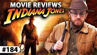 INDIANA JONES - Movie Reviews
