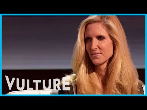 The Best Ann Coulter Insults at the Rob Lowe Roast