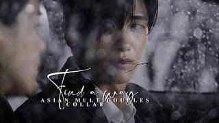Find A Way || Korean Drama Collab