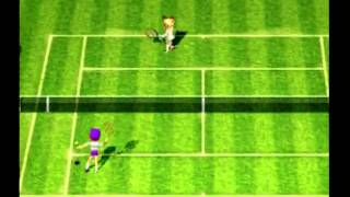 Smash Court Tennis (Playable Demo) - Official UK Playstation Magazine 2 vol. 2