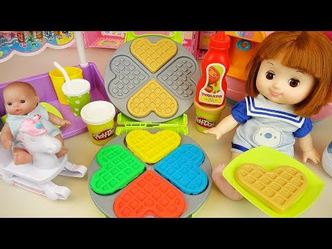Xxx Mp4 Play Doh And Baby Doll Waffle Cooking Kitchen Play 3gp Sex