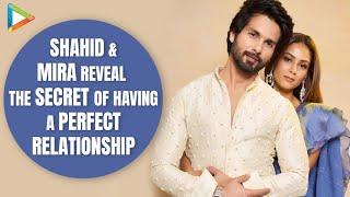 Shahid Kapoor & Mira Rajput REVEAL The Secret Of Having A PERFECT Relationship   IIFA New York