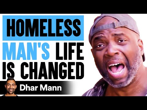 Homeless Man s LIFE IS CHANGED What Happens Is Shocking Dhar Mann