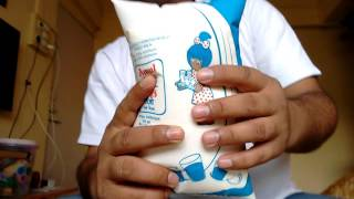 WARNING: Duplicate Amul milk packets