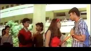 Heroine Pepsi Challenge with Darshan in College | Best Scenes of Kannada Movies