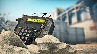 Top 20 Hidden Bomb Spots ★ CS:GO [New!]