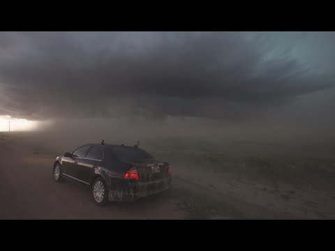 Xxx Mp4 Tornado Touches Down For Dangerously Close To Storm Chaser In Colorado 3gp Sex