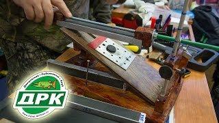 Станок для заточки ножей дома / aKafisherLife
