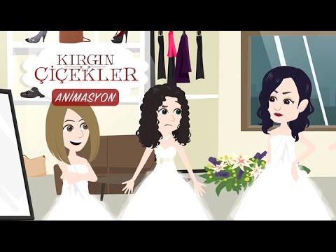 Kırgın Çiçekler - Gelinlik ve Düğün Sahnesi (İnternet Özel) ✓