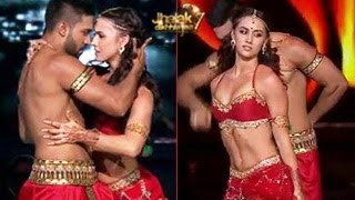 Jhalak Dikhhla Jaa 7 Salman & Lauren S3X UP Jhalak 7 stage NEW PROMO 15th June 2014 Episode 4
