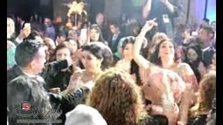 """وفاء عامر وآيتن عامر يرقصان على """"كل البنات بتحبك"""""""