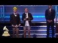 Download Lagu Twenty One Pilots Wins Best Pop Duo / Group Performance | Acceptance Speech | 59th GRAMMYs