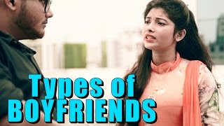 Types of Bengali BOYFRIENDS