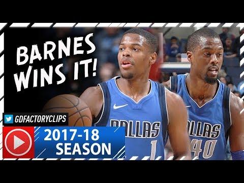 Xxx Mp4 Harrison Barnes 22 Pts Dennis Smith Jr 17 Pts Full Highlights Vs Grizzlies 2017 11 22 SICK 3gp Sex