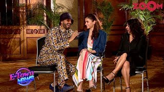 Ranveer Singh teases Alia Bhatt with Ranbir Kapoor by singing | Gully Boy | Full Interview