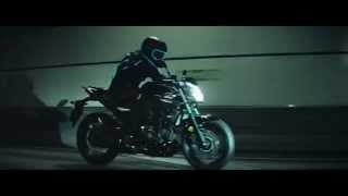 Yamaha MT-03 – Embrace the Darkness, 2016 official