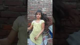 Best dance on bhojpuri song by a 12 years village girl