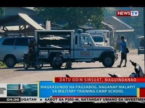 Xxx Mp4 BP Magkasunod Na Pagsabog Naganap Malapit Sa Military Training Camp School 3gp Sex