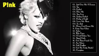 Pink Greatest Hits   Best Songs Of Pink