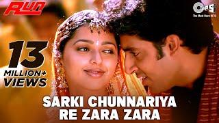 Sarki Chunariya Re Zara Zara - Run - Abhishek Bachchan, Bhoomika