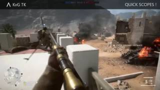 battlefield 1 quick scope montage 2 check it out