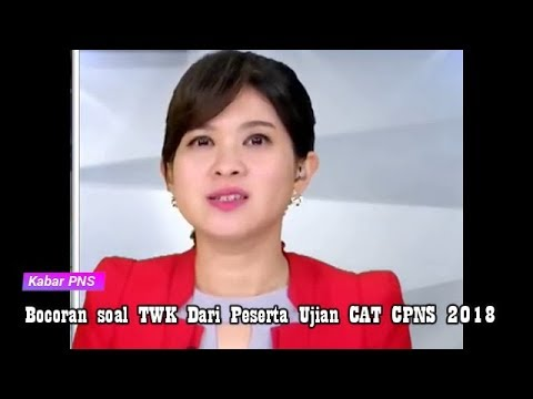 Xxx Mp4 PesertaTes CAT CPNS 2018 Bocorkan Soal TWK Berikut Jawabannya 3gp Sex