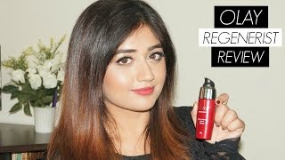 Olay Regenerist Anti Ageing Skincare Review | corallista