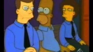 Homer e durata d'attenzione brevissima