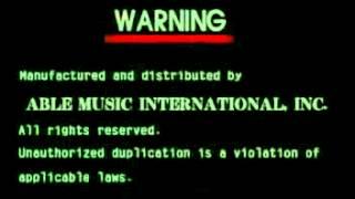 Able Music Videoke Logo 2