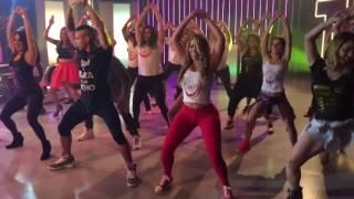 Shaky Shaky - Baila con Micho - Daddy Yankee - TN3 - America Teve - HD
