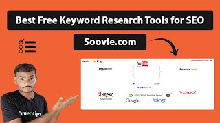 SOOVLE | Best Free Keyword Research Tools for SEO in 2020