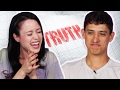 Couples Try Being Totally Honest For One Week