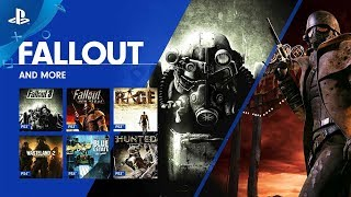 Fallout 3 and More - PlayStation Now September Update | PS4, Windows PC