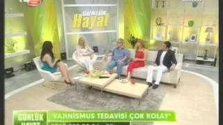 Vajinismus ve Kadınlar da Cinsel Sağlık Op. Dr. Ebru Zülfikaroğlu TV8 - Günlük Hayat - 1