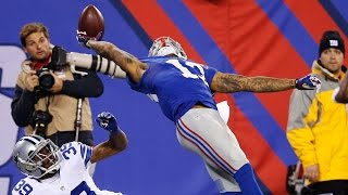 Odell Beckham Jr. Makes Catch of the Year! | NFL