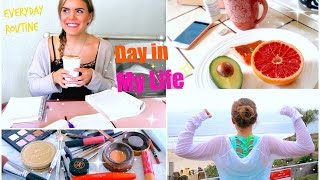 Day In My Life! Every Day Routine   Cambria Joy