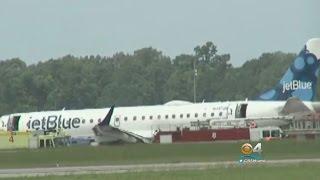 JetBlue Flight Heading To Ft. Lauderdale Forced To Make Emergency Landing