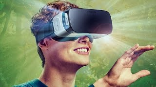 Samsung Gear VR  Avengers iron man , thor, hulk , captan america