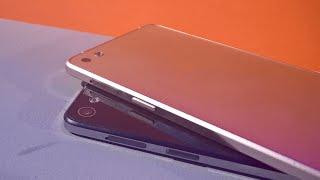 Cамый тонкий смартфон в России-Micromax Canvas Sliver 5 обзор