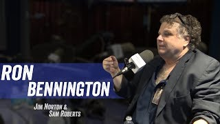 Ron Bennington - Death Row Meals, Shark Week, Being A Serial Killer - Jim Norton & Sam Roberts