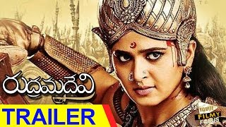 Rudramadevi Telugu Movie Latest Trailer || Anushka Shetty , Rana , Allu Arjun