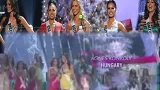 Miss Universe 2012 Top 16 HD