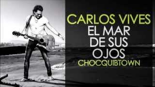 El mar de sus ojos - Carlos Vives (Letra)
