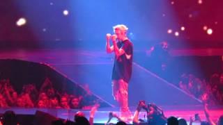 Justin Bieber - Hold On Tight - Purpose Tour LA(3/21/16)