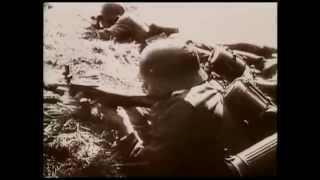 Stormtroopers WW2 German very rare footage