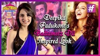 How To Get Deepika Padukone's 'Badtameez Dil' Look