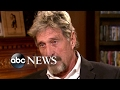 The wild life of John McAfee, mysterious cybersecurity pioneer