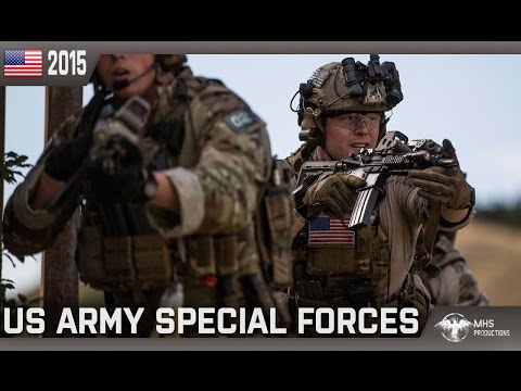 watch US Army Special Forces \ Green Berets |
