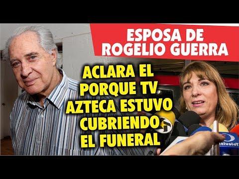 Xxx Mp4 Esposa De Rogelio Guerra Aclara Porque Azteca Cubrio El FuneraI 3gp Sex