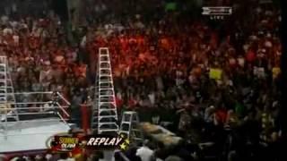 Hardy vs Punk - TLC - Undertaker Returns - SummerSlam 2009